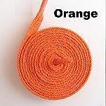Orange Shoe Laces