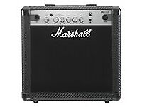 Marshall 15 Watt Guitar Amp Model MG15CF