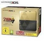 Nintendo 3DS XL Zelda Link Between Worlds Zeer Mooi & Boxed