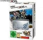New Nintendo 3DS XL Monster Hunter LE met 5 Games Mooi & Box