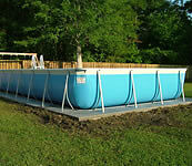 tuff pools above ground swimming pools easy to install hot tubs pools lloydminster kijiji