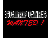 Scrap Cars Wanted , Anything Considered (Diss,Norfolk)