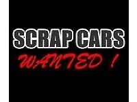 SCRAP YOUR CAR FOR CASH