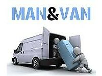 Man With Van Berkshire 🚚 Removal - From 20 per hour - Slough