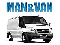 Man with van - Cheap reliable service - Call/Text for quick quote