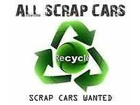 SCRAP CARS BOUGHT FOR CASH BEST PRICES PAID