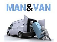 Man & van removals, clearances, delivery, collection, courier