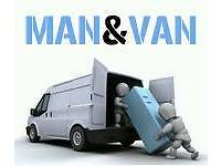 CHEAP MAN WITH VAN AND RUBBISH REMOVALS