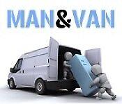 Man with van Bourne