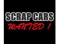 Scrap Cars Wanted, Damaged Cars, Write-offs (Harleston,Diss)