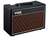 Vox Pathfinder 10 combo still in box. two months old