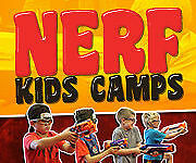 Kids' School Break NERF Bootcamp Day Camps - Winter/Spring