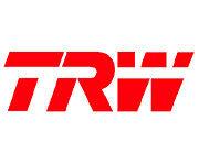 TRW Rear Solid Brake Disc Rotor, DF7545S