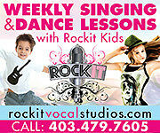 Weekly Kids Singing and Dance Classes