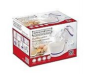 BRAND NEW SEALED. New Royalty Line 300w Kitchen Mixer With Bowl