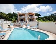 Luxury 3 Bedroom Vacation Villa  South Coast Maxwell Beach Area