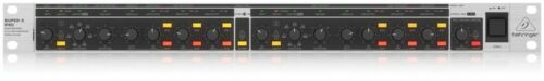 Behringer Super X Pro CX3400 V2 Stereo Crossover - stereo 2/3 way or Mono 4-way