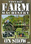 Vintage Farm Machinery
