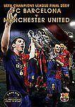 Champions League Final DVD