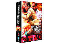 DVD - Prison Break Season 2 and 3