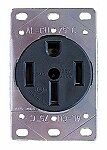 50 Amp RV Receptacle