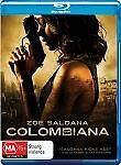 Colombiana Blu Ray