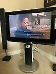 "Bang And Olufsen Beovision 7 40"" TV MkII DVD Motorised Stand Beolab 7.4 Speaker"