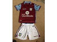 Macron Aston Villa Kit