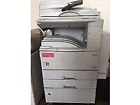 Floor standing Nashua printer