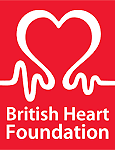 Volunteer at the Brittish Heart Foundation!!