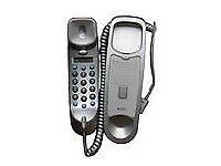 Binatone Trend Silver Single Line Corded Phone
