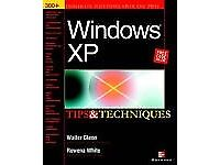 Windows XP Tips and Techniques. like new 500 page book cost $40.00 new