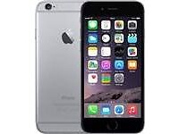iPhone 6 grey vodaphone 16gb