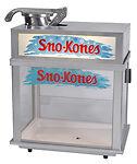 Commercial Ice Shaver Machine Gold Medal 1002s Deluxe Sno-konette