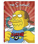 "COFFRET DVD'S ""THE SIMPSONS - THE TWELFTH SEASON"" - 4 DVD'S"