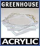 Greenhouse Perspex