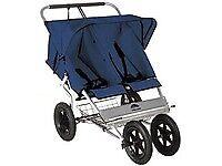 Mountain Twin buggy/pram