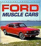 Ford-Muscle-Cars-by-Mike-Mueller-1993-Paperback