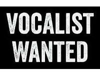 VOCALIST URGENTLY WANTED For Credible Album Collaboration & Gigs/Tour.