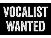 VOCALIST URGENTLY WANTED For Credible Album Collaboration & Gigs/Tour