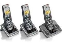 BT Freestyle 750 Cordless Telephone with Answer Machin