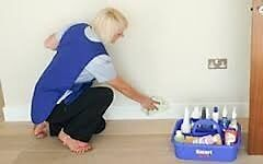 EXPERIENCED OFFICE CLEANER REQUIRED - RINGWOOD.