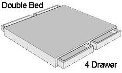 Stone SUEDE DIVAN BED BASE, Double, 4ft, Small Single, 3ft, 5ft, Super King Size