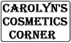 Carolyn's Cosmetics Corner
