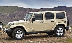 Looking for Jeep Wrangler Unlimited 2013 and Newer