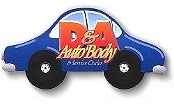 D&A Auto Body Parts