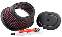 YAMAHA YFS200 Blaster 1988 2006 K&N Air Filter YA-2088