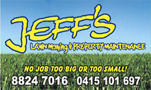 Jeff's Lawn Mowing & Property Maintenance Beaumont Hills The Hills District Preview