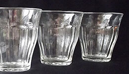 Small Picardie glasses