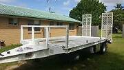 Machinery Trailer Morayfield Caboolture Area Preview